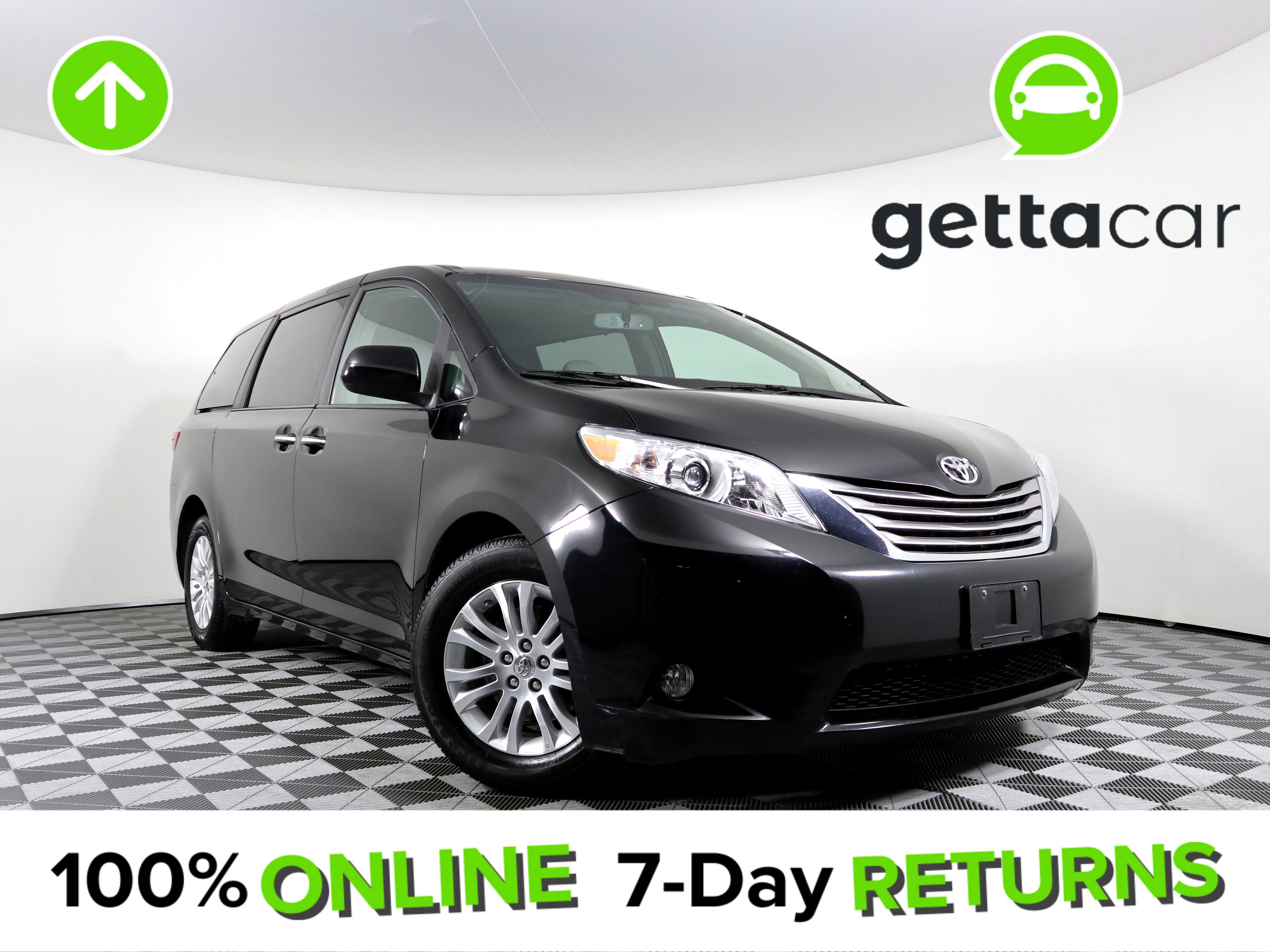 2016 Toyota Sienna Limited image