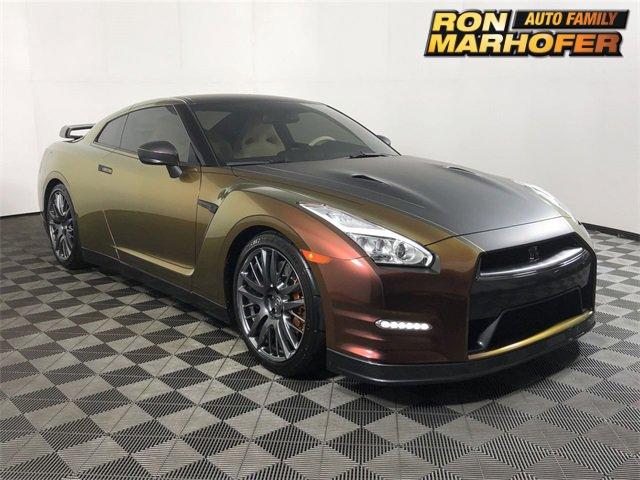 2016 Nissan GT-R Premium image