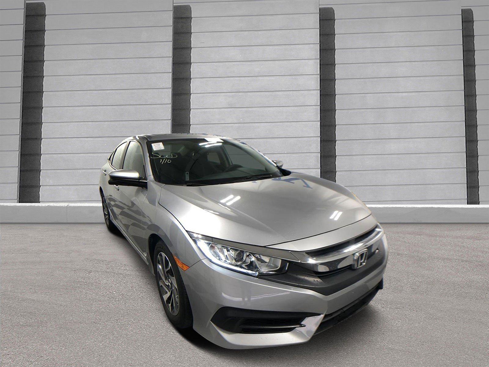 2017 Honda Civic EX Sedan image