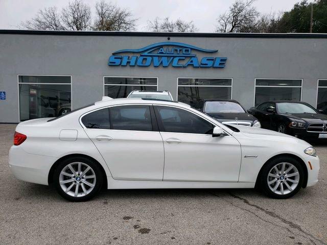 2014 BMW 535d Sedan image