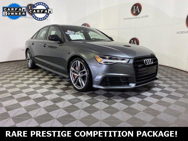 2017 Audi A6 3.0T Competition Prestige image