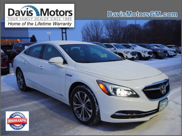 Buick LaCrosse Under 500 Dollars Down