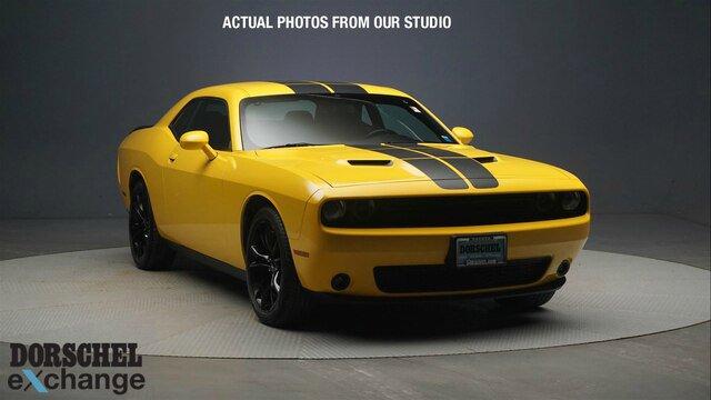 2017 Dodge Challenger SXT w/ Blacktop Package image