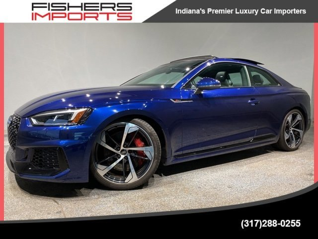 2018 Audi RS 5  image