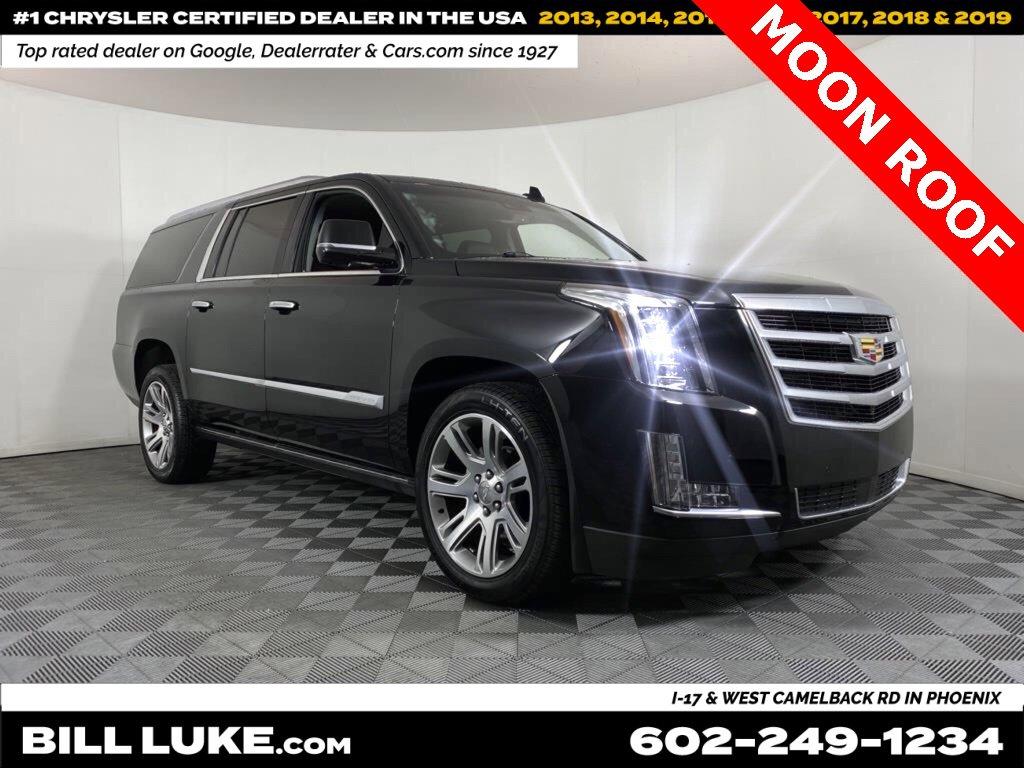 2016 Cadillac Escalade ESV 2WD Premium image
