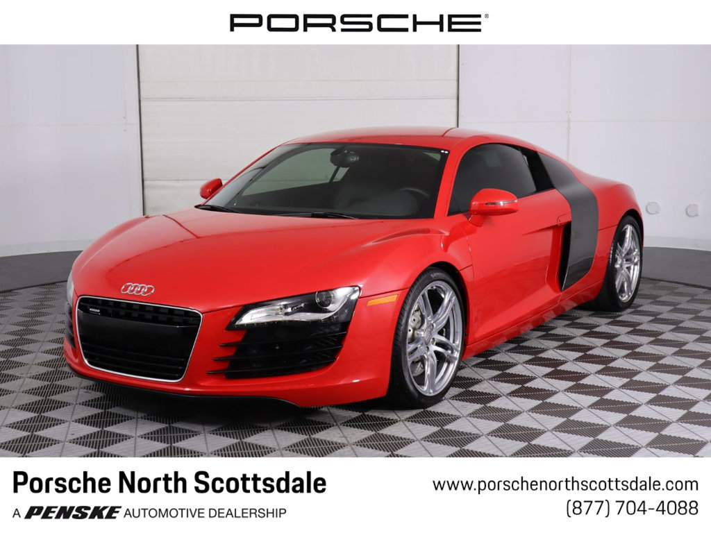 2011 Audi R8 4.2 Coupe image