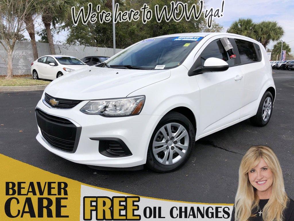 2017 Chevrolet Sonic Hatchback image