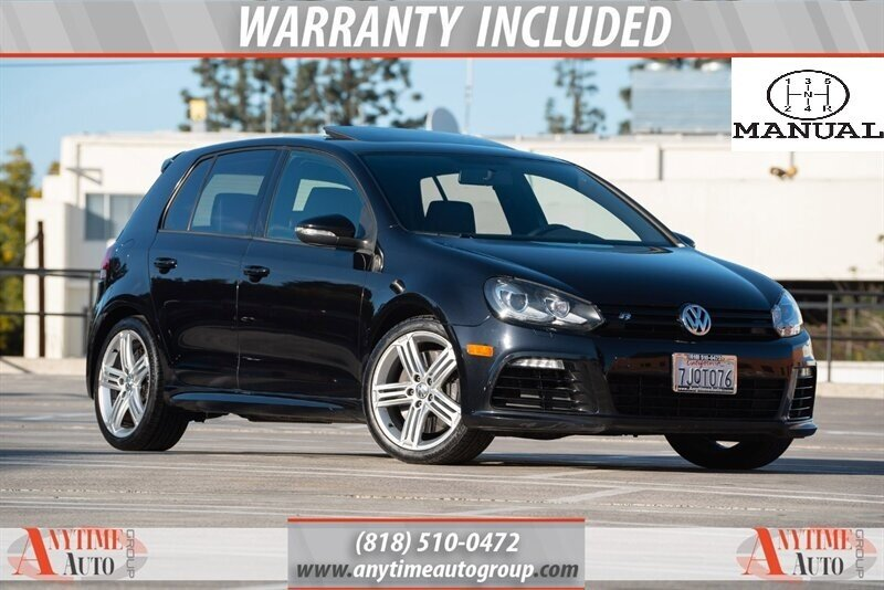 2012 Volkswagen Golf R 4-Door image