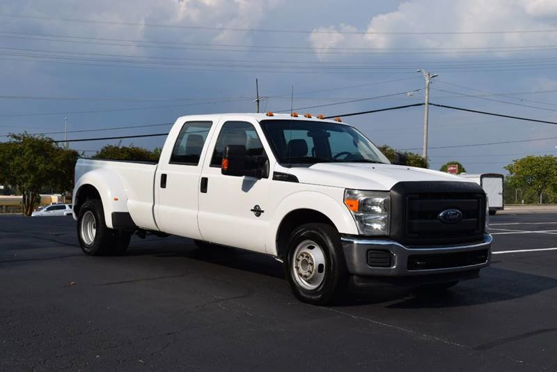 Ford F-350 Under 500 Dollars Down