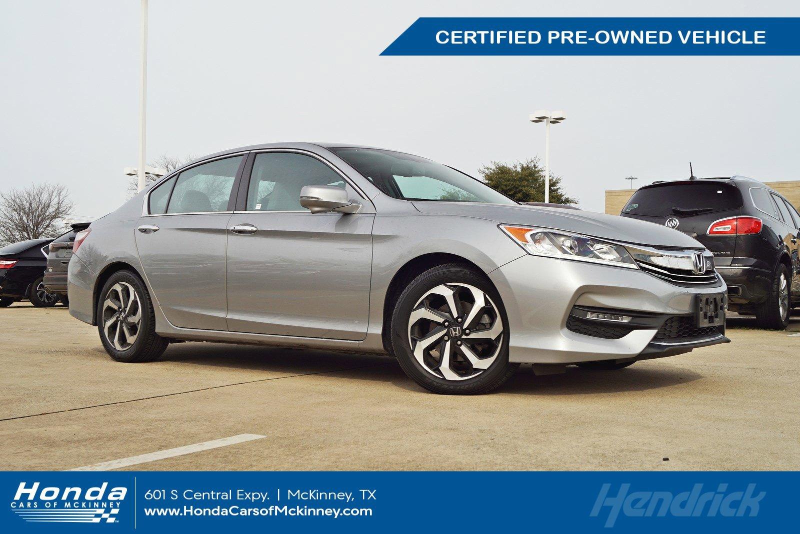 2017 Honda Accord EX-L Sedan image