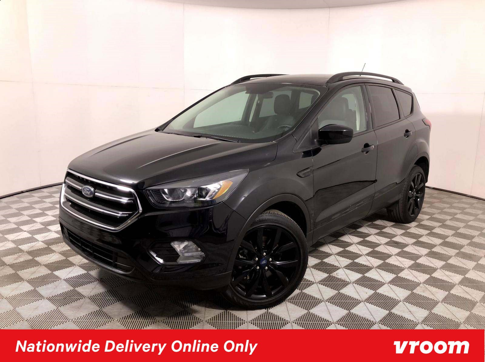 2019 Ford Escape 4WD SE image