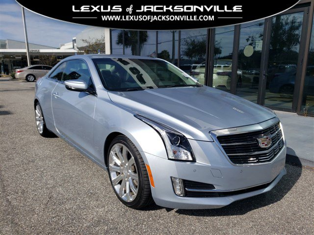 2018 Cadillac ATS 3.6 Premium Performance Coupe image