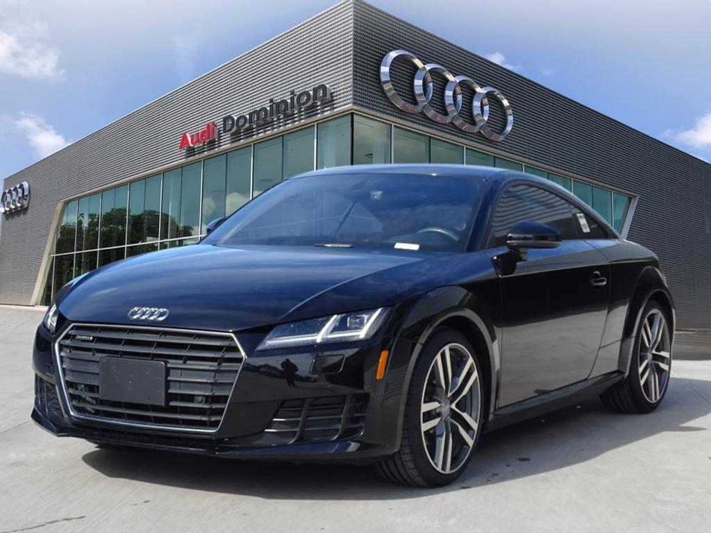 2016 Audi TT 2.0T Coupe image