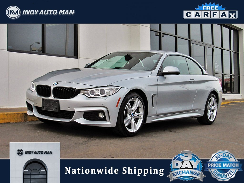 2015 BMW 435i xDrive Convertible image