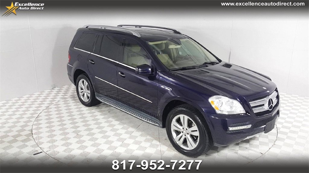Mercedes-Benz GL 450 Under 500 Dollars Down