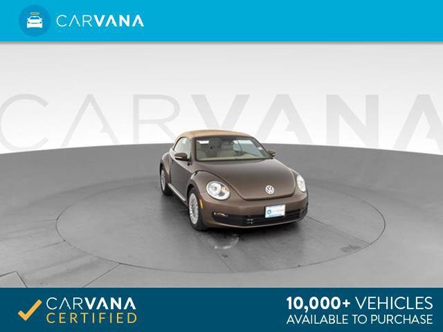 2015 Volkswagen Beetle 1.8T Convertible image