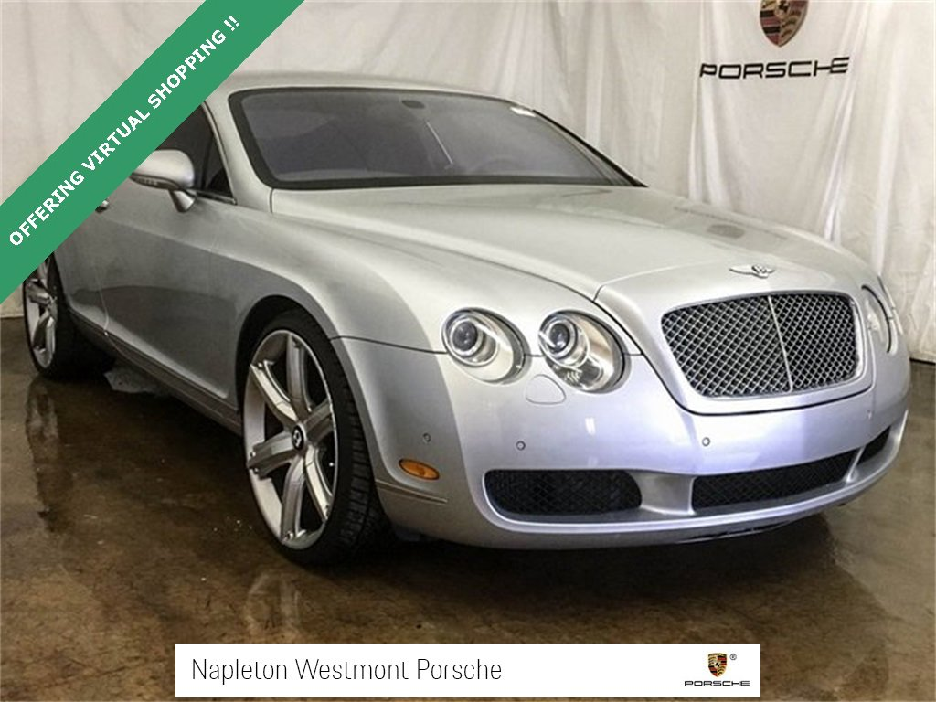 2005 Bentley Continental GT Coupe image