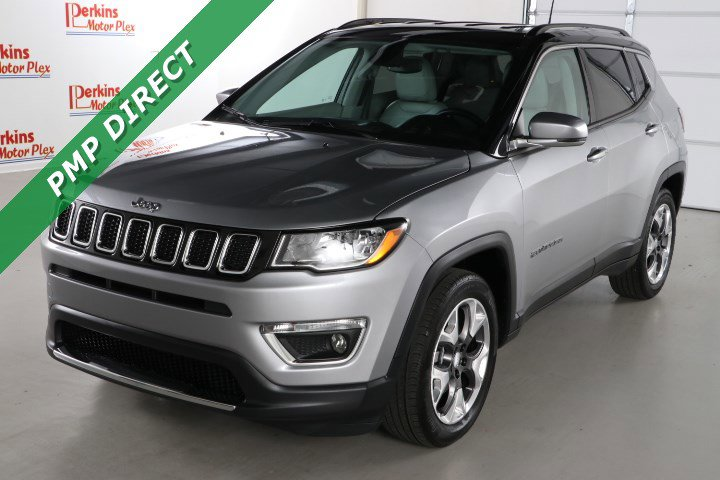 2019 Jeep Compass Limited image