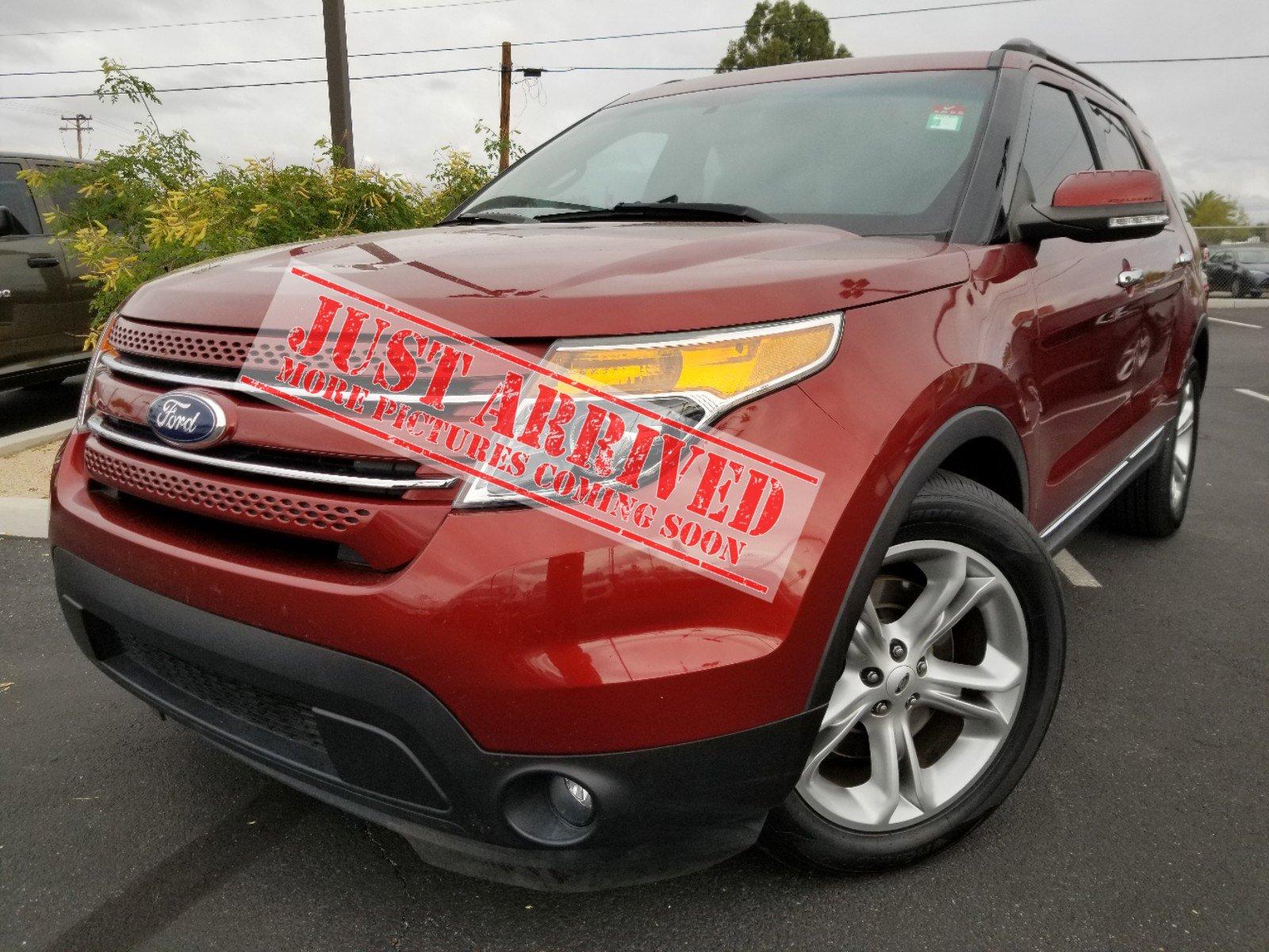 2014 Ford Explorer FWD Limited image