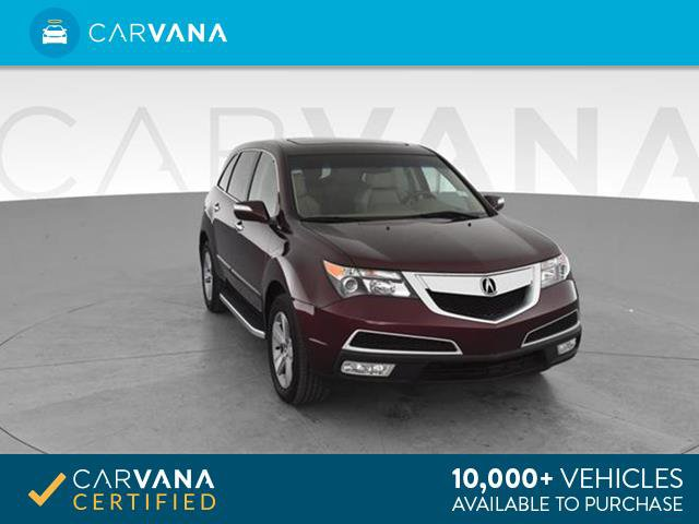2013 Acura MDX w/ Technology Package image