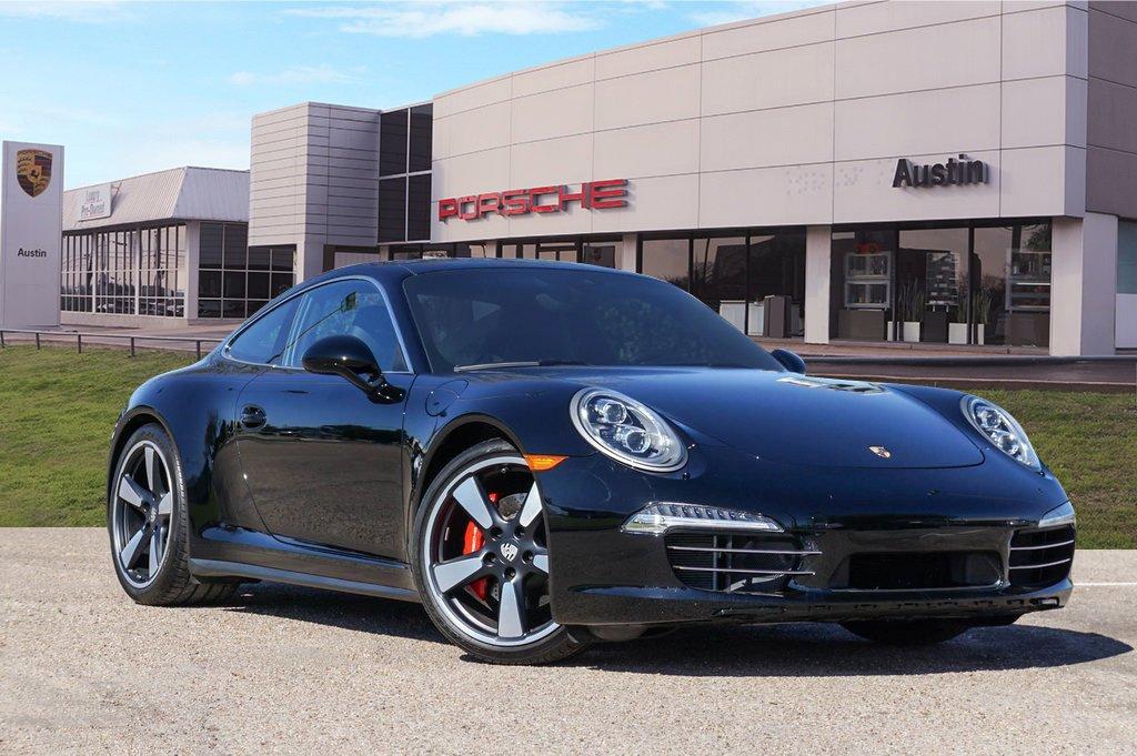 2014 Porsche 911 50th Anniversary Edition Coupe image