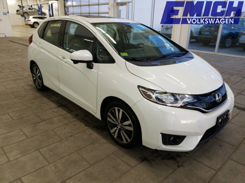 2016 Honda Fit EX image