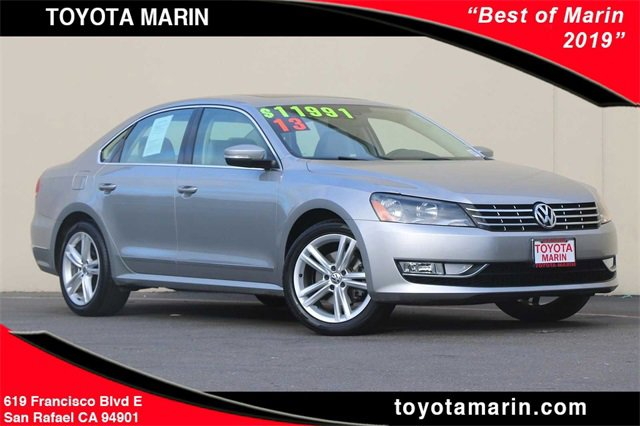 2013 Volkswagen Passat TDI SEL Premium image
