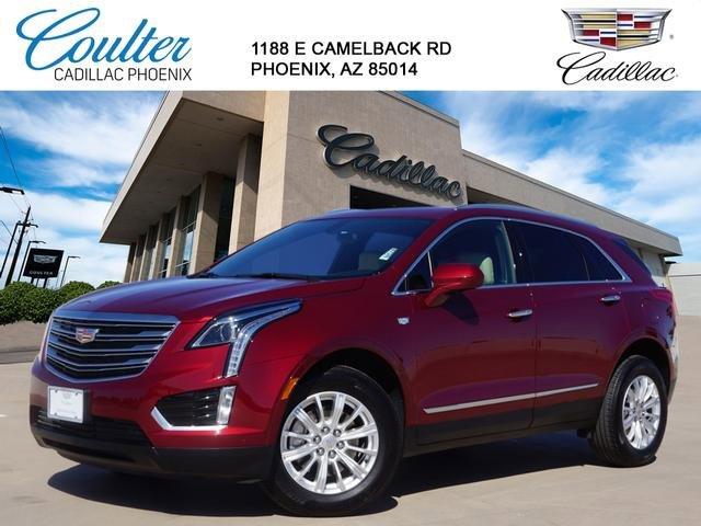 2017 Cadillac XT5 FWD image