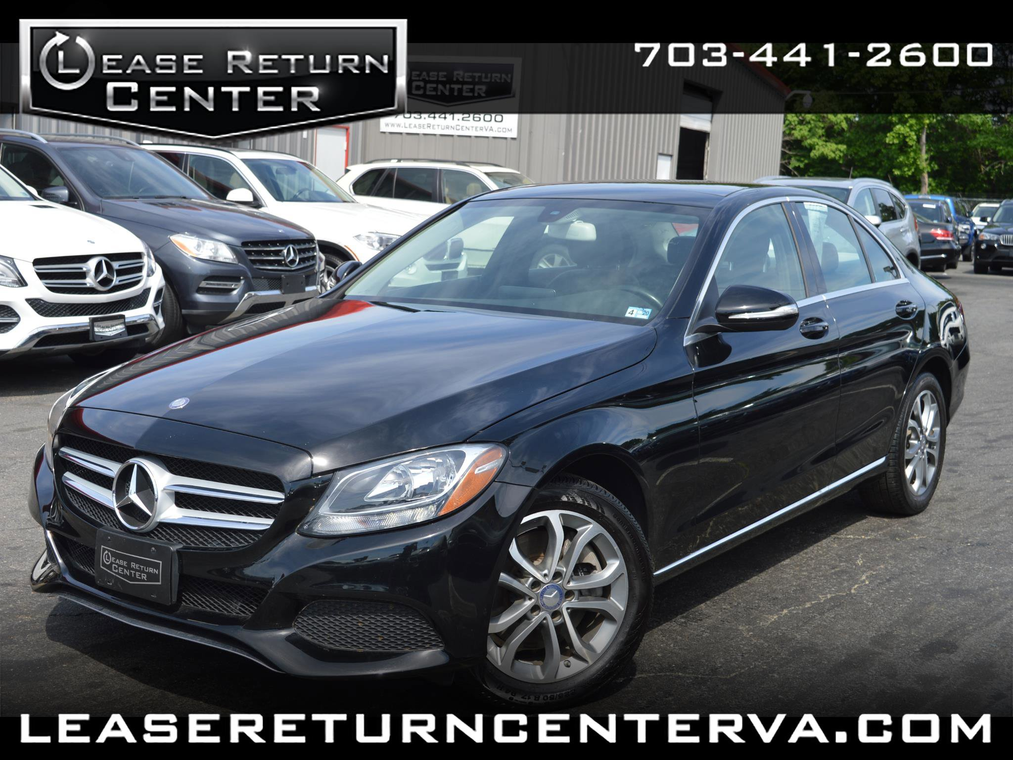 Mercedes-Benz C 300 Under 500 Dollars Down