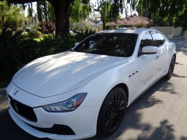 2014 Maserati Ghibli S Q4 image