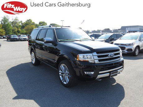 2016 Ford Expedition 4WD Platinum image