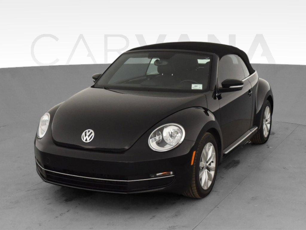 2013 Volkswagen Beetle TDI Convertible image