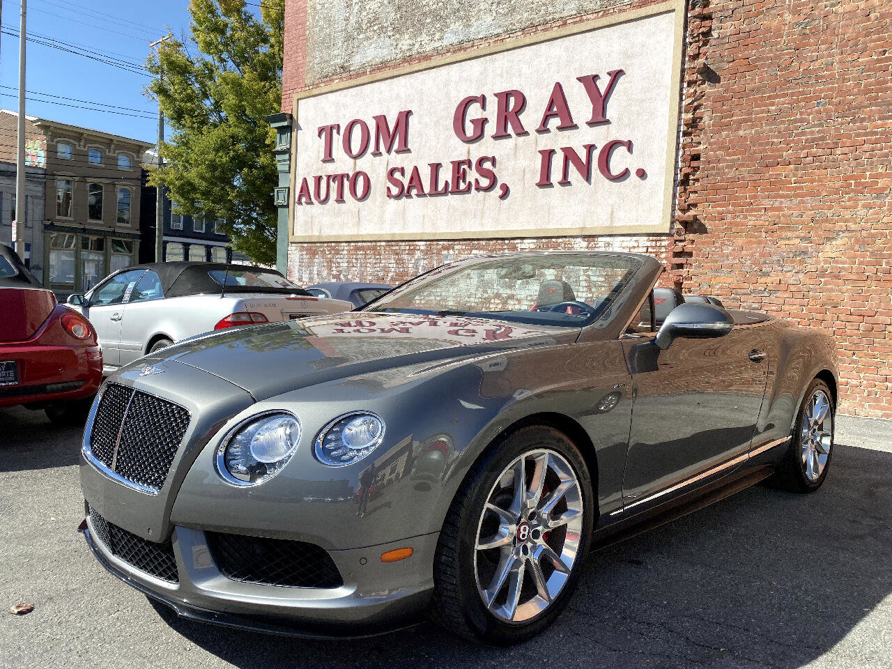 2014 Bentley Continental GT V8 S Convertible image