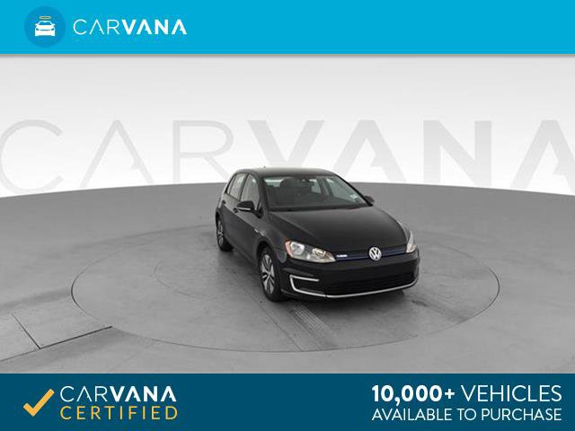 2016 Volkswagen e-Golf SE image