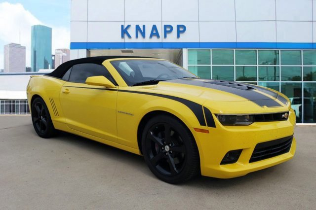 2015 Chevrolet Camaro SS Convertible w/ RS Package image