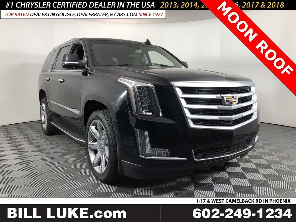2016 Cadillac Escalade Luxury image