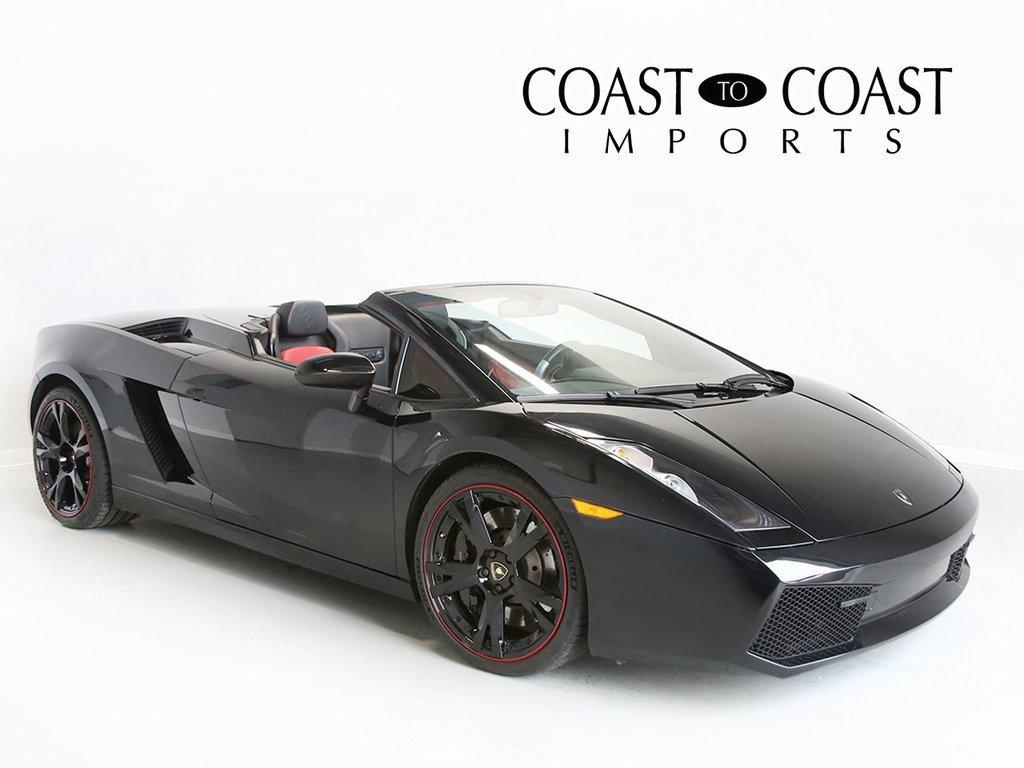 2008 Lamborghini Gallardo Spyder image
