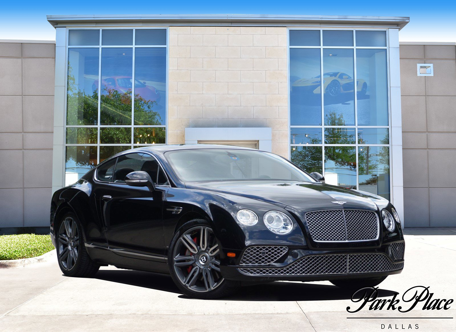 2017 Bentley Continental GT Coupe image