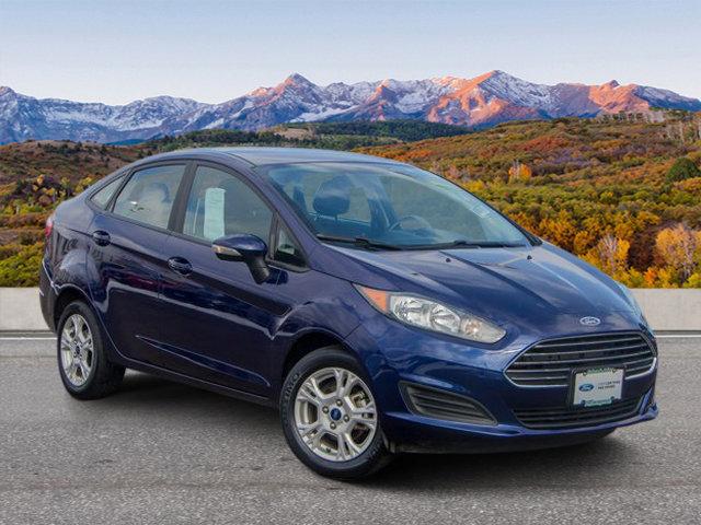 2016 Ford Fiesta SE Sedan image
