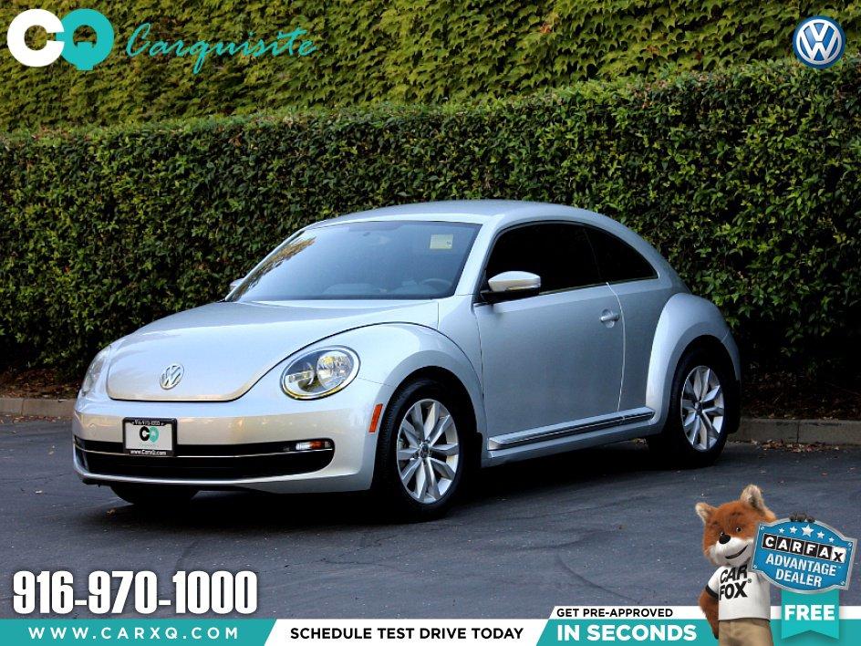 2013 Volkswagen Beetle TDI Coupe image