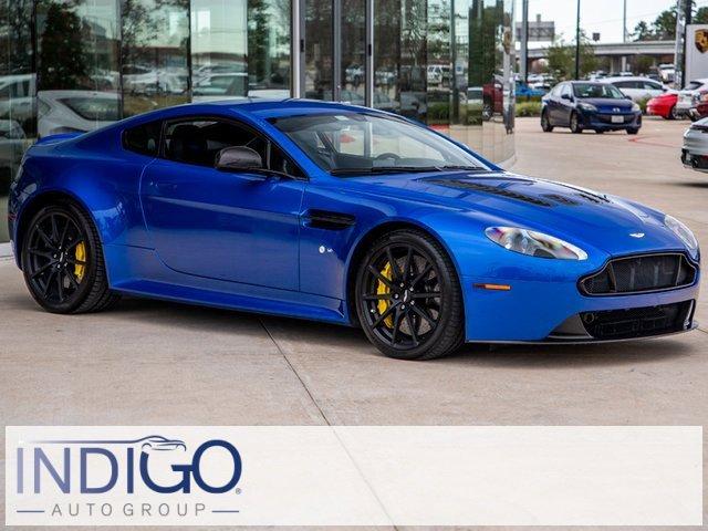 2015 Aston Martin V12 Vantage S Coupe image