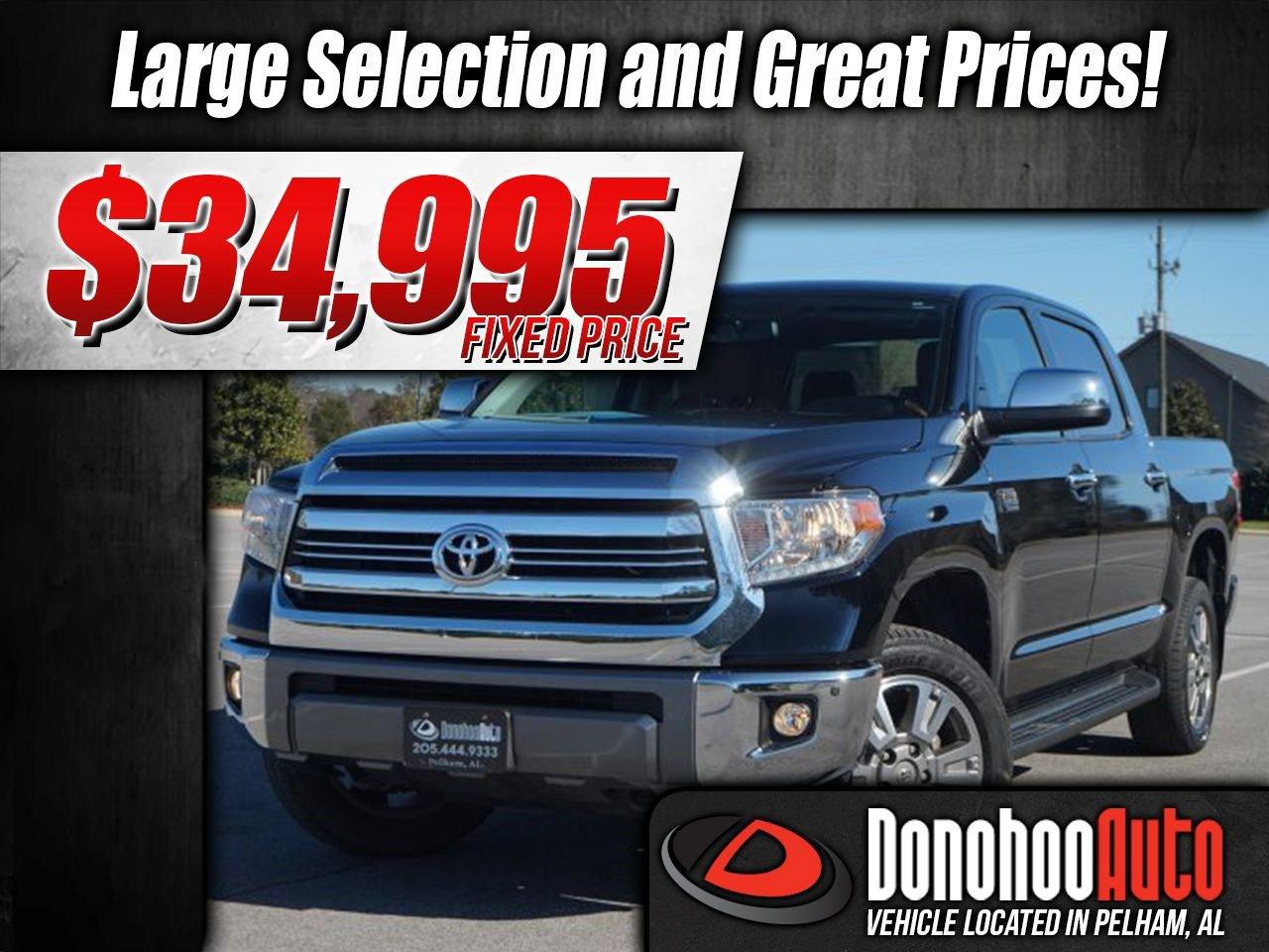 2016 Toyota Tundra 1794 Edition image
