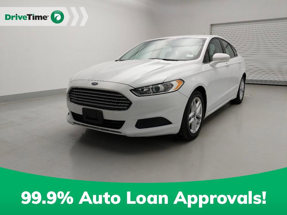 2014 Ford Fusion SE image