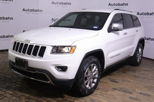 2015 Jeep Grand Cherokee 2WD Limited image