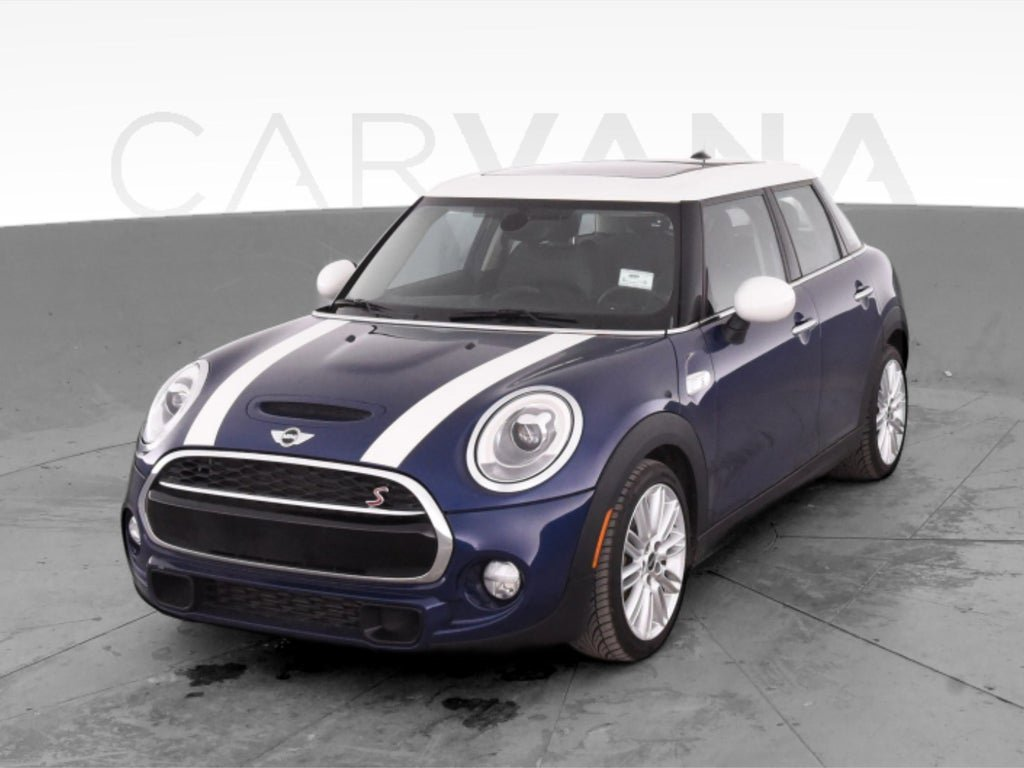 2016 MINI Cooper S 4-Door Hardtop image