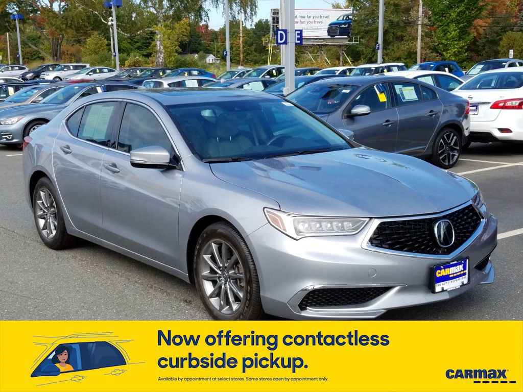 Used 2019 Acura Tlx For Sale In Norwood Ma With Photos Autotrader