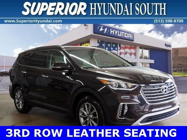 2017 Hyundai Santa Fe Limited image