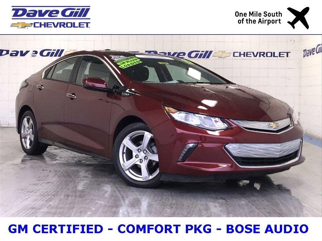 2017 Chevrolet Volt LT w/ COMFORT PACKAGE image