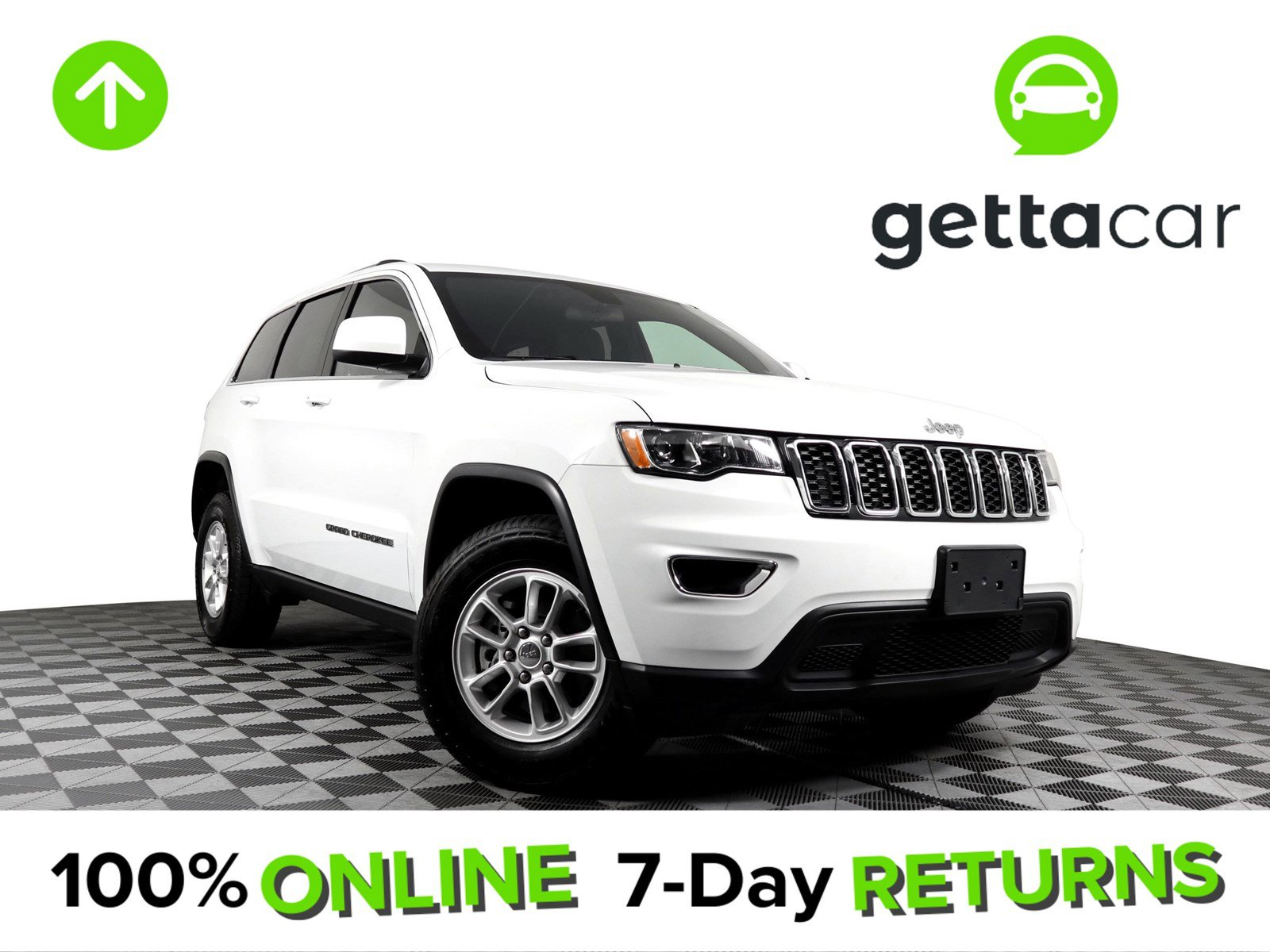 2018 Jeep Grand Cherokee 4WD Laredo image