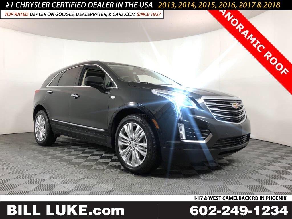2018 Cadillac XT5 FWD Premium Luxury image